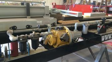Model 504 Hydro-Extractors Bundle Extractor